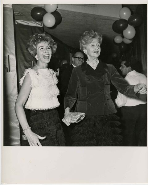 Betsy Bloomingdale Twist Party