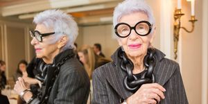 Breakfast with WiseWear and Iris Apfel, New York, America - 18 Mar 2016