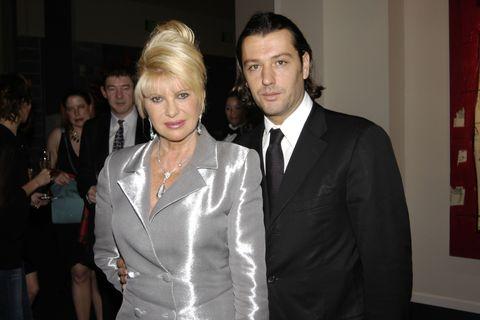 Ivanka Trump And Rossano Rubicondi