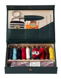 A sewing kit, believed to be Billy Burke's Masters gift to his wife ($500), golfspast.com.