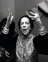 Diana Vreeland's penchant for wearing her cuffs two at a time has been passed down to — and adapted by — a new generation.