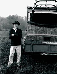 Bill Hughes, owner of Blue Sky Balloons.