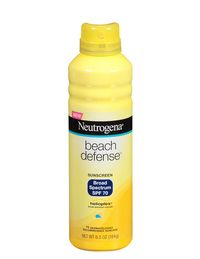 The favorite choice of dermatologists is beloved for its dependable coverage, but this spray also works to protect in other ways, repelling saltwater so it doesn't dry out skin.$10.49&#x3B; neutrogena.com