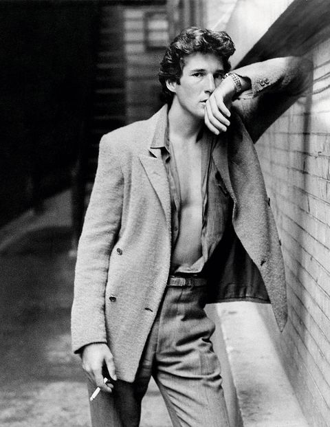 Richard Gere in American Gigolo.