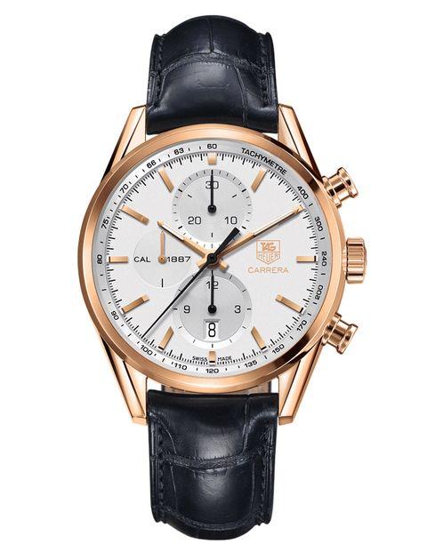Similar style timepiece, ($15,600).