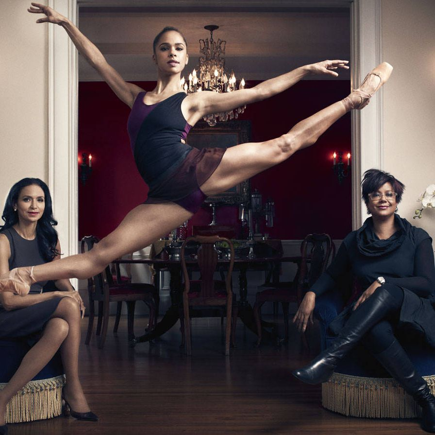 "The Dancer:""It is not common for black girls to see themselves as ballerinas,"" says Misty Copeland, an ABT soloist since 2007. ""Prince is the one who said it's possible. 'It's right in front of you. You just have to go and get it.'"" The pop star supports ABT's arts education programs, and Copeland performed with him during his 2010 Welcome 2 America tour. Artist-in-residence Alexei Ratmansky is now creating a production of Firebird around her. ""I couldn't be more ready,"" she says.The Sponsors: ""Whatever color she was,"" Susan Fales-Hill (far left) says, ""I would have noticed her. I knew she would be the groundbreaker."" As the daughter of African-American Broadway actress Josephine Premice (Bubbling Brown Sugar), Fales-Hill, an author and television producer, was well aware of the long history of discrimination in dance, and in ballet in particular. Media adviser Harriette Cole (right) came to Copeland by way of Prince, who thought Cole would be a good role model for the dancer (the musician's manager, Kiran Sharma, is also Copeland's sponsor). ""A function of our love for the next generation is instilling in them our own hard-fought knowledge,"" Prince says."