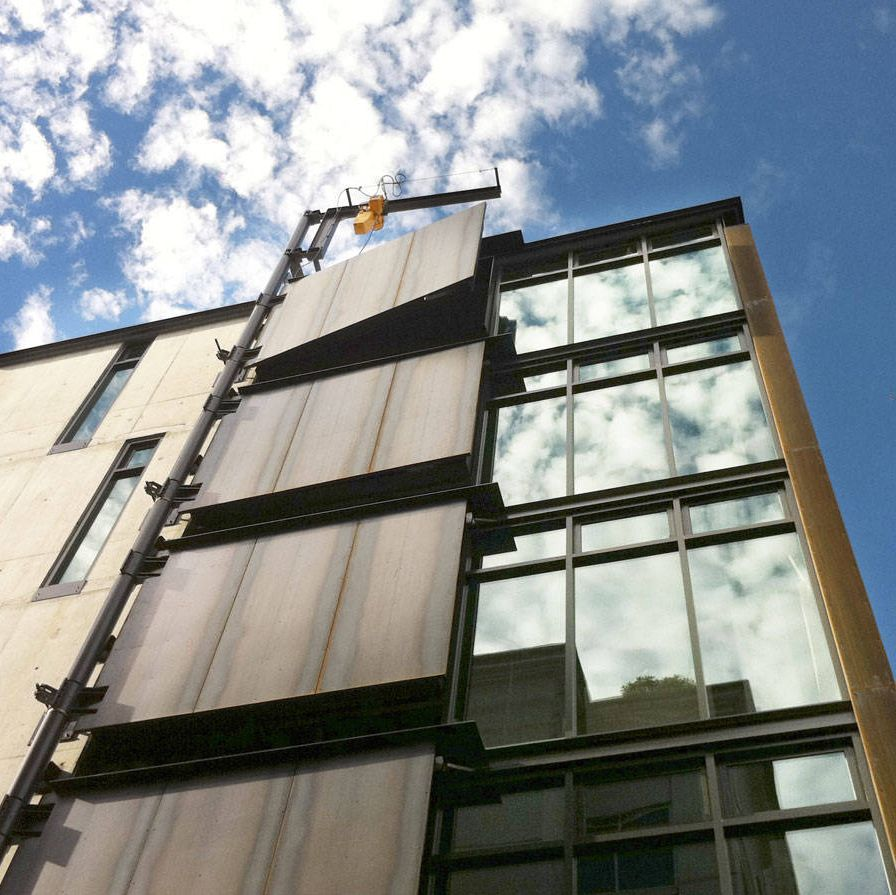 Kundig's award-winning Art Stable project in Seattle.