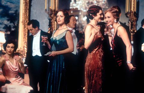 Fellowes's first great success, Gosford Park, about scandal at an English country house, earned him an Oscar.
