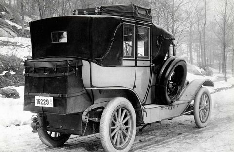 pierce arrow touring landau rv