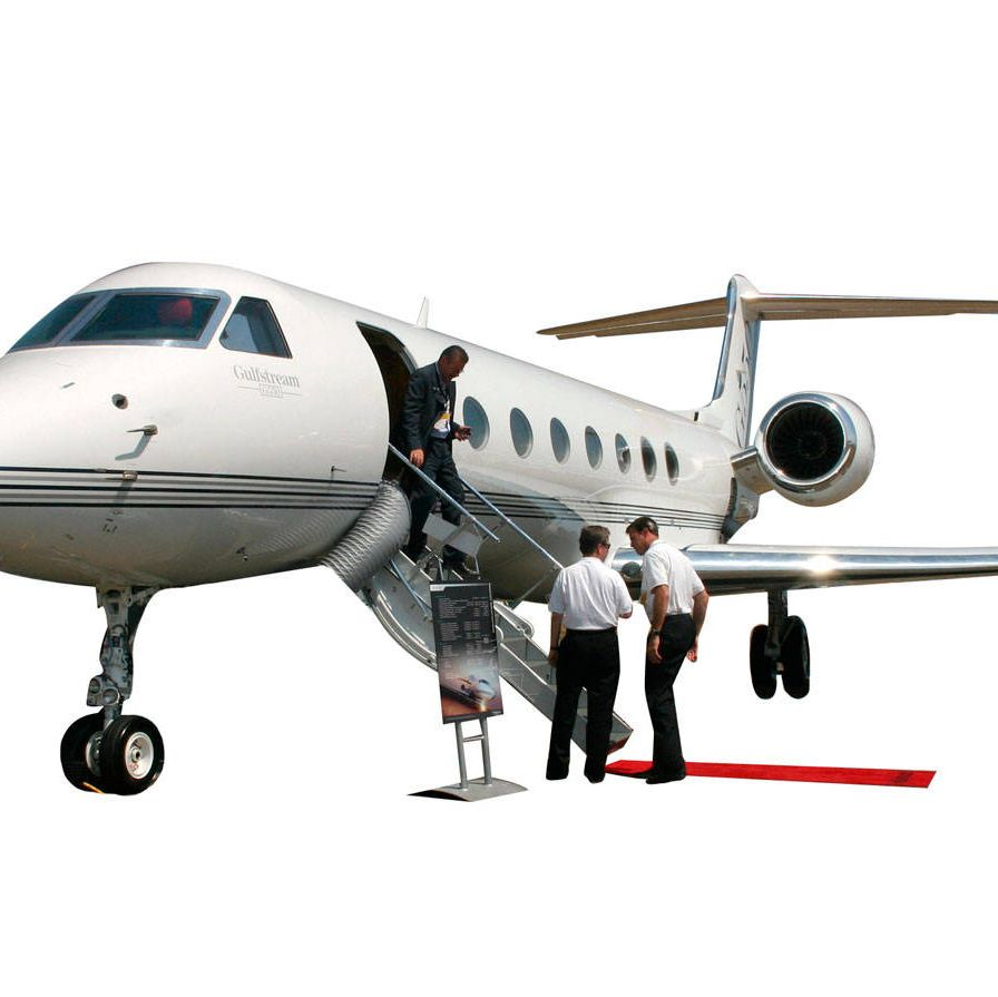Gulfstream 550&#x3B; $59.8 millionAs the number of traveling tycoons increases, China is investing $200 billion in 40 new airports for private jets. The plutocrat's favorite is the 96-foot Gulfstream 550, which can reach remote locations without stopping for gas. To while away the long hours, there is both on-board Internet and, of course, wine storage.
