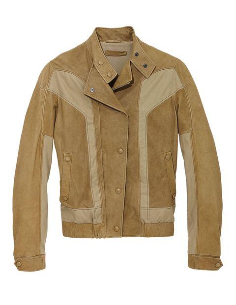Clothing, Brown, Product, Collar, Sleeve, Khaki, Textile, Dress shirt, Outerwear, Coat,
