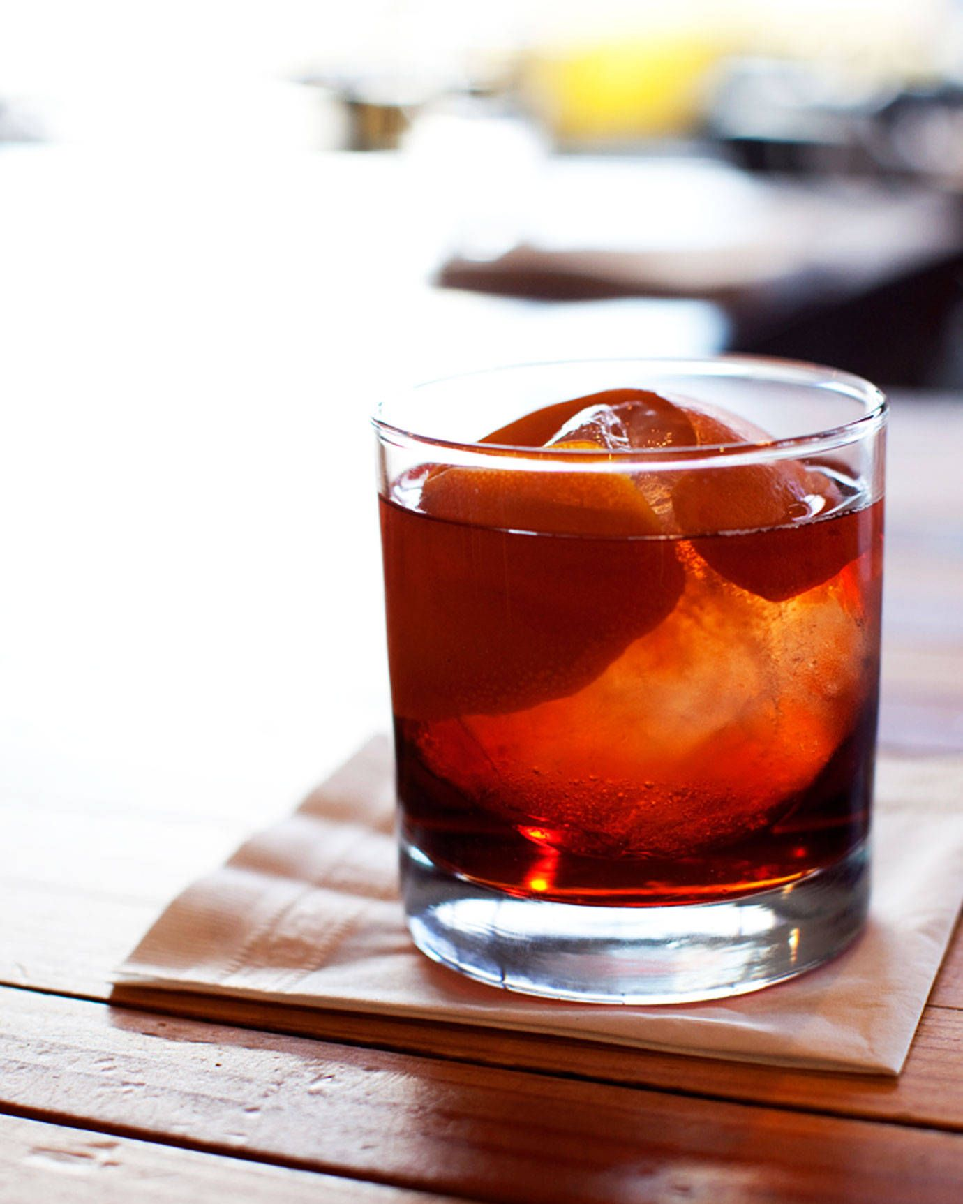 "<p><span class=""userContent"">When there are sub-freezing temperatures outside, we crave potent cocktails that will warm our souls like the Oaxacan Winter from <a title=""Oak at Fourteenth"" href=""http://oakatfourteenth.com/"">Oak at Fourteenth</a> in Boulder, CO:<br /> <br /> 1.5 oz. Sombra Mezcal<br /> 0.5 oz. Antica Carpano <br /> 0.25 oz. Navan<br /> 0.25 oz. Allspice D<span class=""text_exposed_hide"">...</span><span class=""text_exposed_show"">ram<br /> 0.25 oz. Agave Nectar <br /> 2 Dashes Mole bitters<br /> <br /> 1) Place ingredients in a mixing glass.<br /> 2) Add ice stir until well chilled.<br /> 3) Pour over one large piece of hand chipped ice.<br /> 4) Garnish with an orange peel.</span></span></p>"