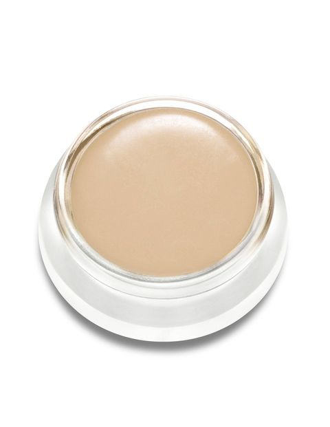 This organic option reminds us a lot of the Cle de Peau concealer. With a base of coconut oil and beeswax, it moisturizes and melts into skin for a luminous finish. $36, http://rmsbeauty.com/
