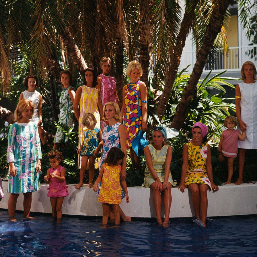 <p>Palm Beach, 1964.</p>
