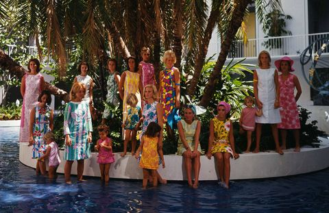 Palm Beach, 1964.