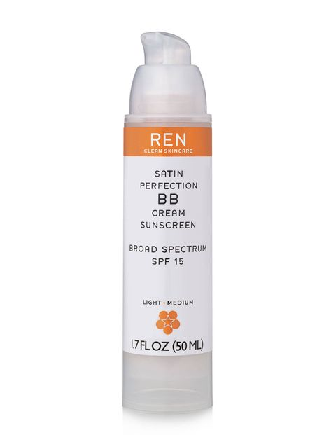 Protect your skin from the sun with natural skincare line REN's Satin Perfection BB Cream. renskincare.com