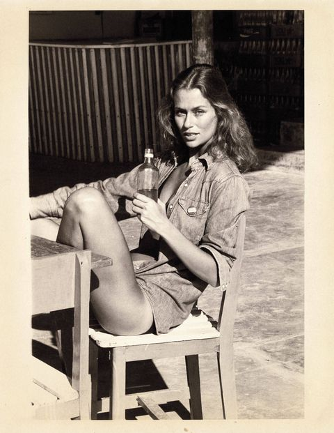 Hutton in Mexico in the mid-70's