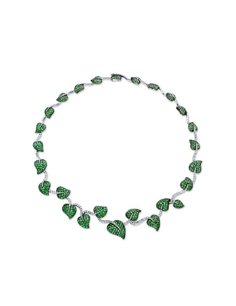 Martin Katz necklace.