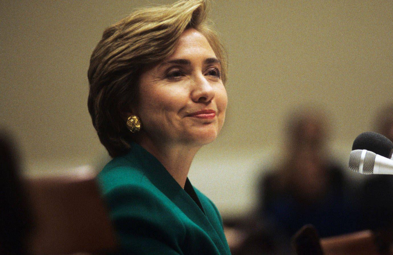 Hillary Clintons Hair Evolution Best Hillary Clinton Hairstyles