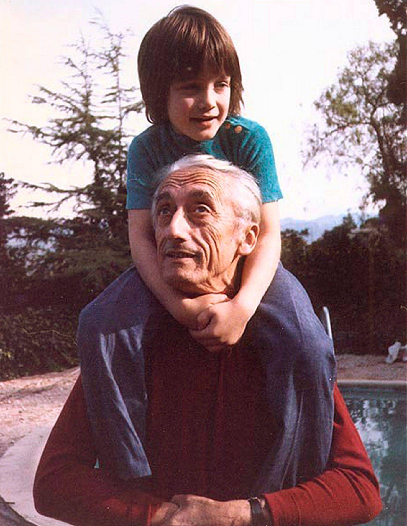 d672ad69a6a Cousteau - Fabien and Celine Cousteau