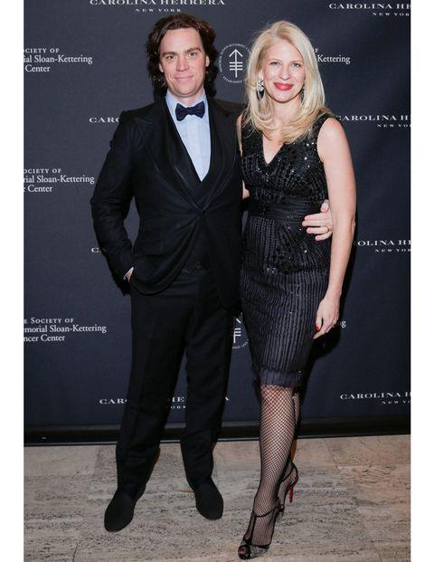 Jay Fielden with wife, Yvonne.