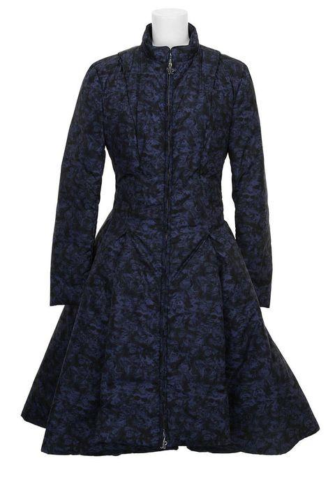 Moncler x Mary Katrantzou Coat, $1,743.04; colette.fr