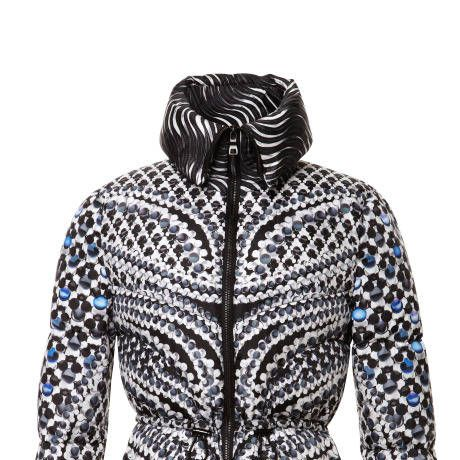 Peter Pilotto Printed Puffer Jacket, $2,035&#x3B; modaoperandi.com