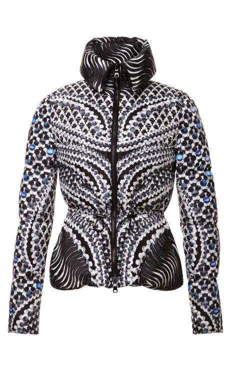 Peter Pilotto Printed Puffer Jacket, $2,035; modaoperandi.com