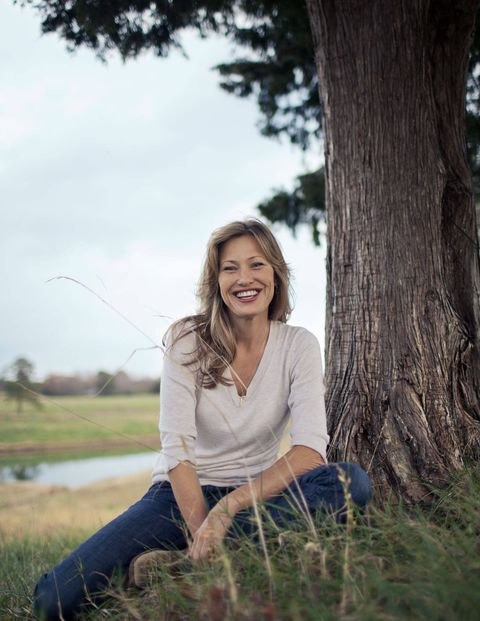 The Golden Globe-nominated actress Joey Lauren Adams grew up in Arkansas and has made Oxford her home.