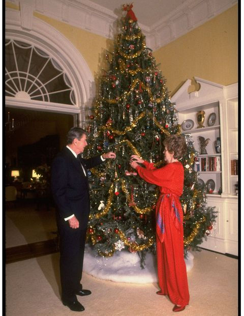 Ronald & Nancy Reagan.