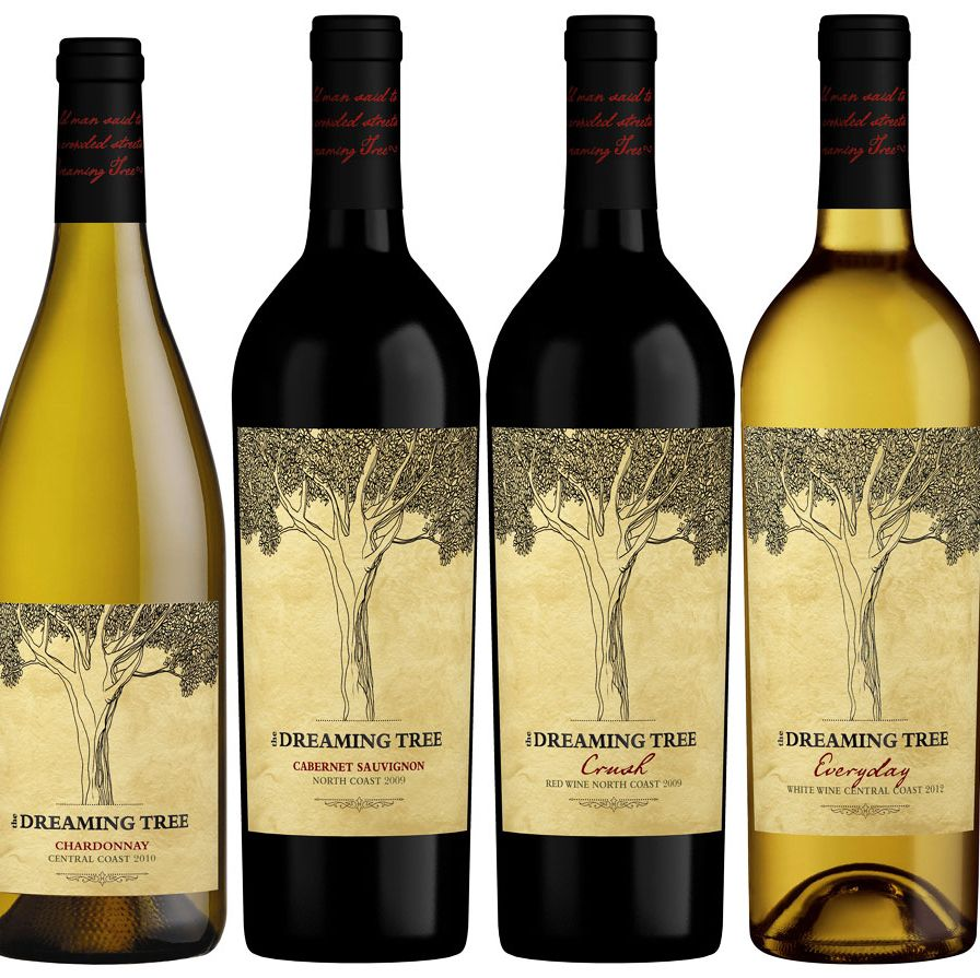 "Founded in 2011, this portfolio includes red and white wines from California including Everyday, a new white blend launching this spring that takes its name from the Dave Matthews Band song. Matthews collaborated with Sonoma County winemaker Steve Reeder to produce the wines. ""A lot of imagination goes into both the creation of music and the creation of wine,"" Matthews says.We don't expect Matthews to make an appearance, but if any other South African-born entertainers (like Charlize Theron) show up, drink!dreamingtreewines.com"
