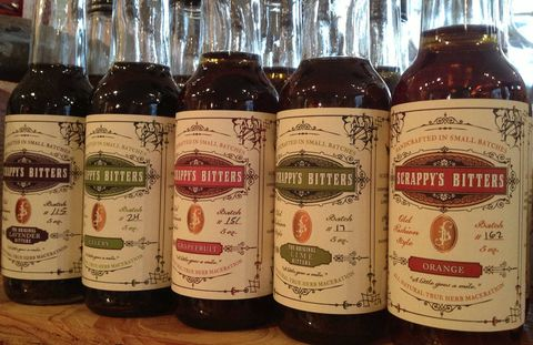 """Hand crafted in small batches in Seattle, these are just the best bitters.  Period.""watsonkennedy.com"