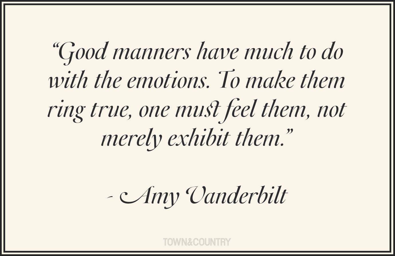 Image result for good manners""