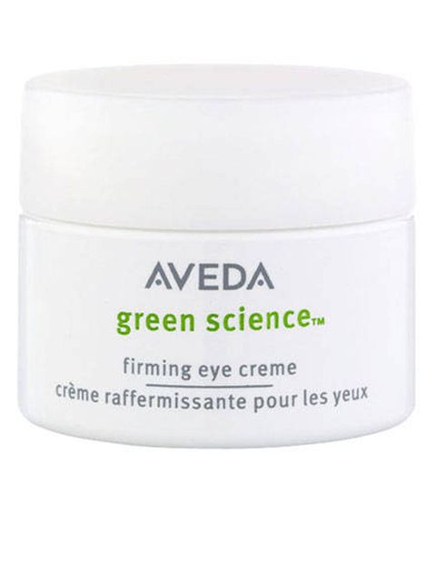 Oils derived from plants such as lady's thistle, argan, and cactus help to lessen swelling, add luminosity, and smooth wrinkles under the eyes. Aveda Green Science Firming Eye Creme, $47; nordstrom.comvia elle.com