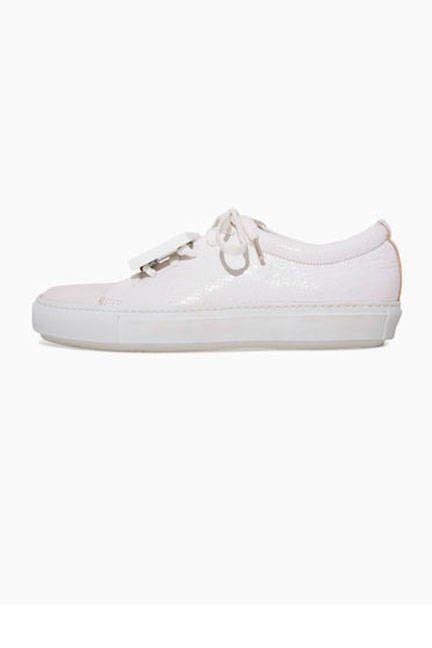 "<p>Acne Studios Adriana Crackled Sneaker, $390; <a href=""http://www.lagarconne.com/store/item.htm?itemid=25082&sid=1655&pid=&utm_source=polyvore&utm_medium=cpc&utm_term=sneakers&utm_campaign=fw13pv"" target=""_blank"">lagarconne.com</a></p>"