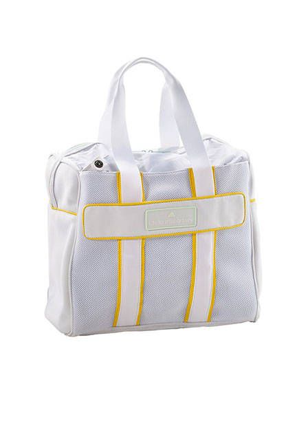 "<p>adidas by Stella McCartney Tennis Barricade Bag, $150; <a href=""http://www.adidas.com/us/product/womens-tennis-tennis-barricade-bag/AML55?cid=D88552&SSAID=256758"" target=""_blank"">adidas.com</a></p>"