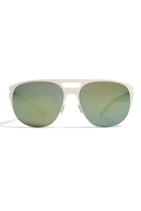 MYKITA sunglasses, $495, mykita.com.