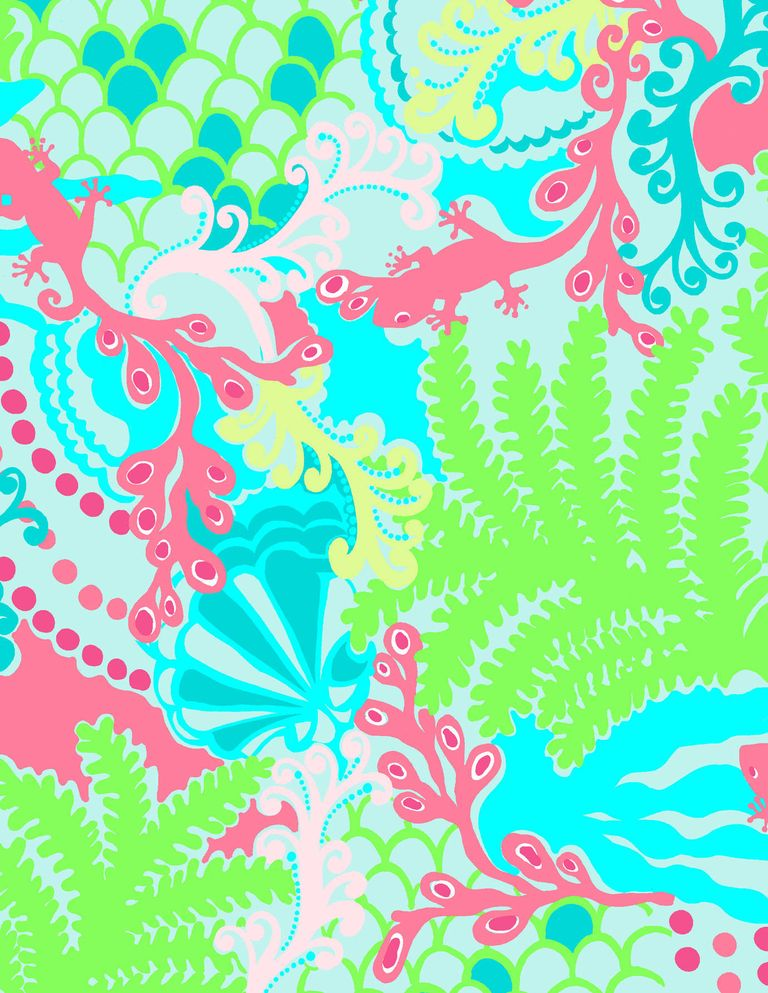 Lilly pulitzer patterns 2013