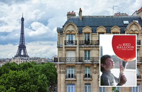 There's no shortage of child-friendly material situated in the City of Lights, but of all the choices available, The Red Balloon is perhaps the most enchanting, even though it was released nearly 60 years ago. You might remember this 34-minute gem from your own childhood, but introduce your children to its fanciful storytelling prior to your Parisian getaway—they might just skip down the boulevards with as much unbridled wonder as the movie's protagonist does.