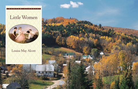 Don't roadtrip through New England without first exposing the kids to Little Women, the much-beloved Louisa May Alcott classic that left us all feeling a bit more charitable toward our sisters. Alcott's rendering of war-torn small-town New England will inform your kids' understanding of the historical landscape of whatever destination you choose. Bonus: They might squabble in the backseat a tad less after exposure to the tightly knit March clan.
