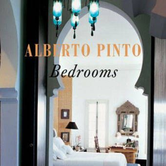 """""""The way he mixes designs that span the centuries is brilliant. The lines are always clean, the aesthetic always classic and timeless.""""Alberto Pinto Bedrooms, $67.50, amazon.com."""