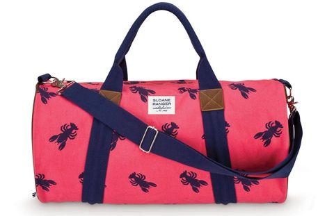 Sloane Ranger lobster duffel, tnuck.com