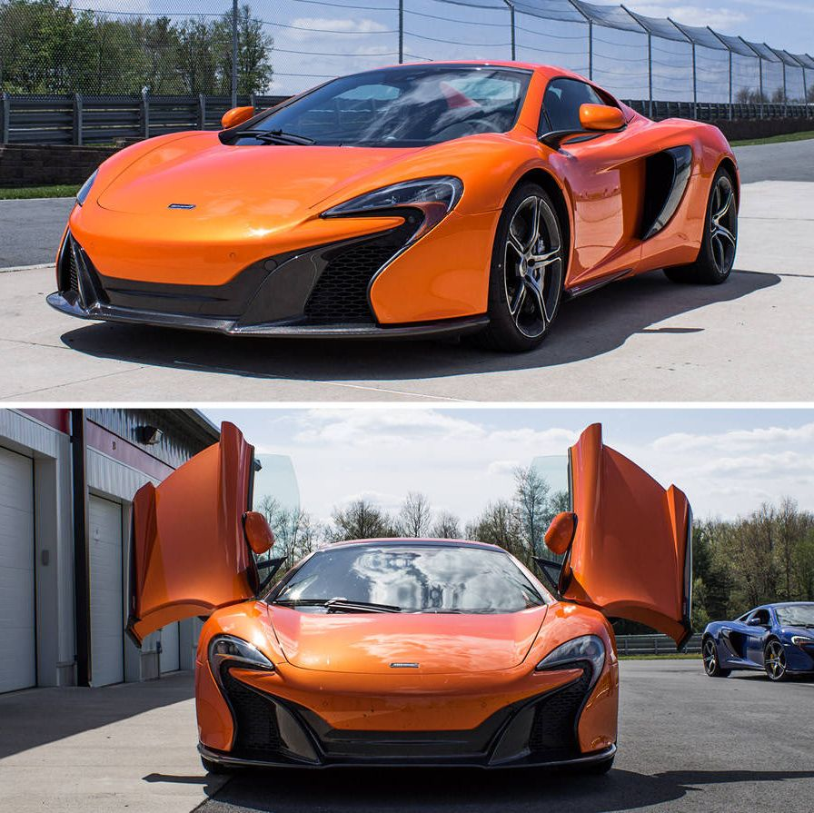 McLaren had no official name for its distinctive headlight design: were they supposed to be cobras? Two Swans? A broad grin? Inverted commas, like some zinger quoation from a British edition? Who cares? It will look great and guarantee premier parking spots at the showiest restaurants. The blade doors are not for the shy: open those flashy DeLoreans and you better not step out in your comfy old mallwalker shoes.