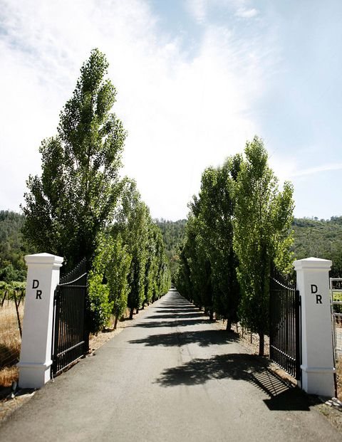 When: June 15, 2013Location: Interior designer Ken Fulk's private estate, Durham Ranch, in St. Helena, CA.