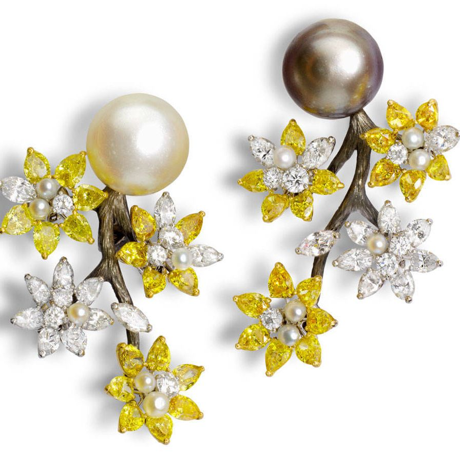 Alexandre Reza earrings, alexandrereza.com