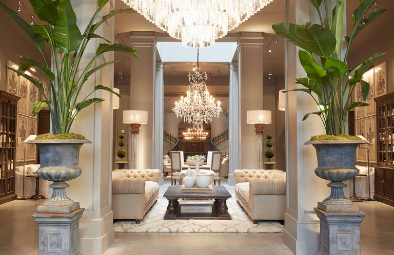 Restoration Hardware 39 S Latest Store Delivers The Goods