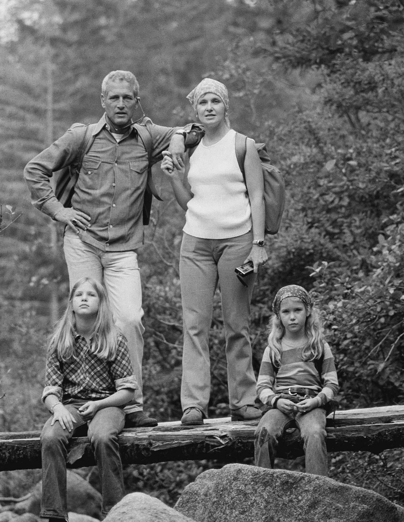 foto Joanne Woodward