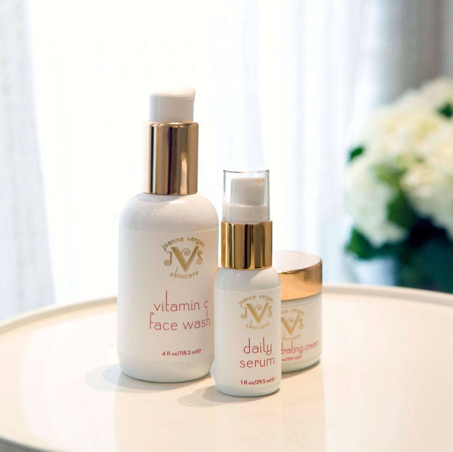 Vargas's most popular facial is efficacious—it layers light microdermabrasion, mircrocurrent, and oxygen—but gentle (read: no redness), so it's safe to do as the wedding date looms. Her calming presence will also settle any pre-wedding jitters.joannavargas.com