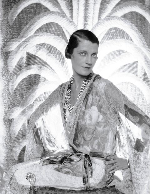 Known for her sewing machine fortune and Cartier Tutti Frutti necklace.