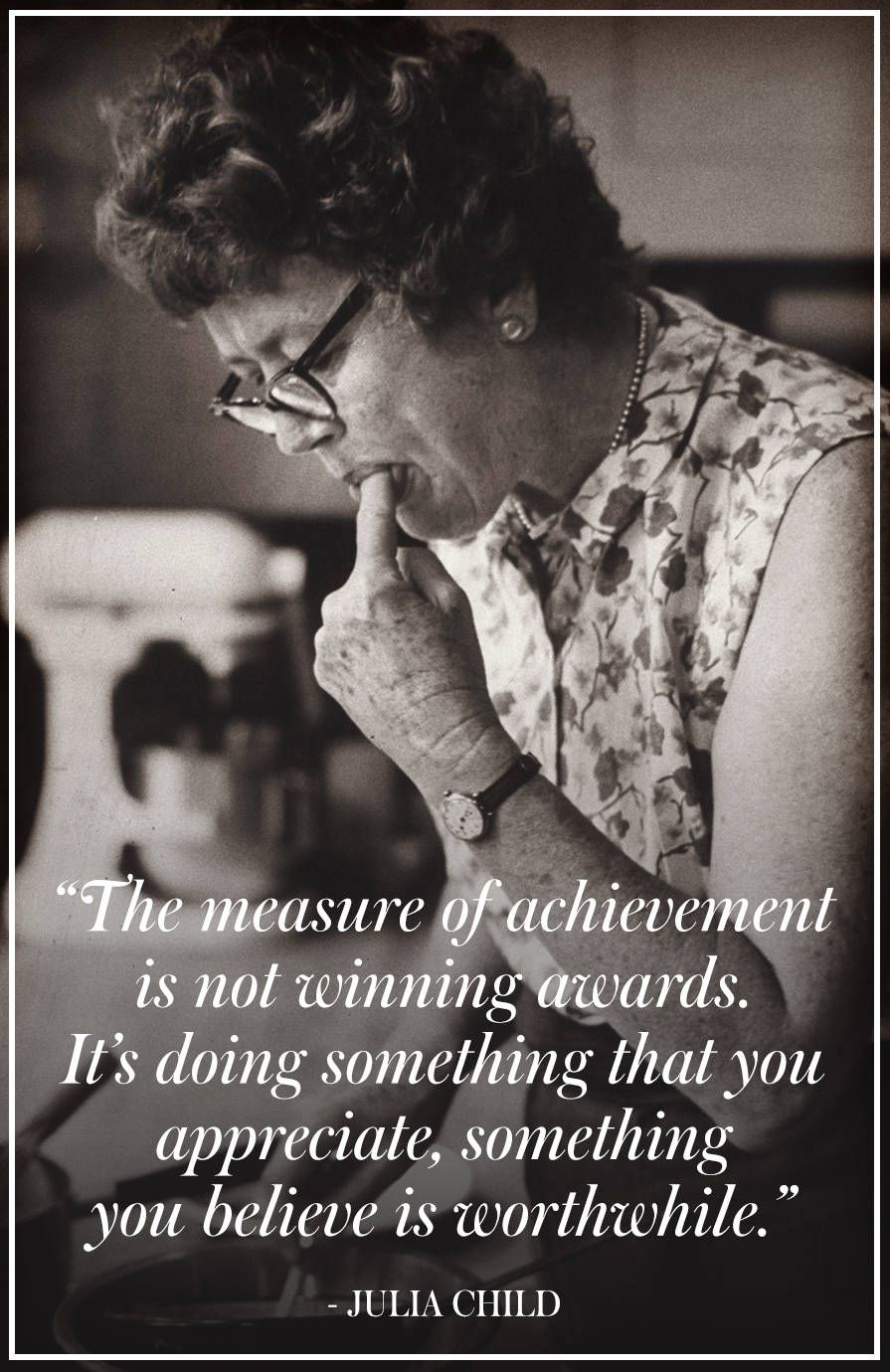 10 Best Julia Child Quotes Great Julia Child Sayings About Life Cooking and Butter